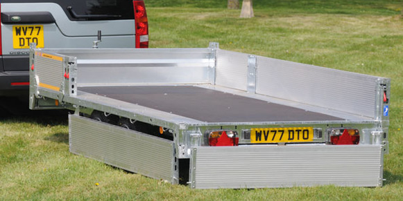 Trailer Hire & Leasing | FS Trailers | For all To Do With