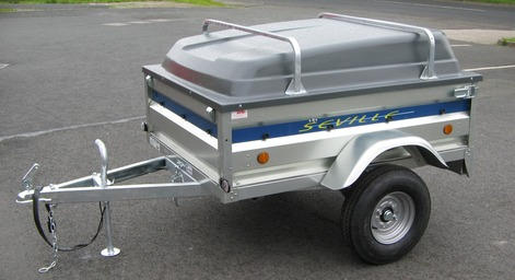 camping and utility trailers